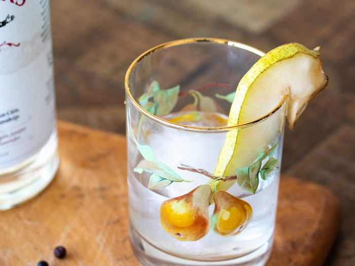The Birch, gin craft cocktail recipe from Gompers Distillery